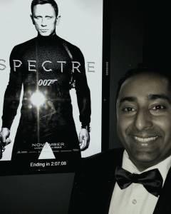 Spectre (2015) first show